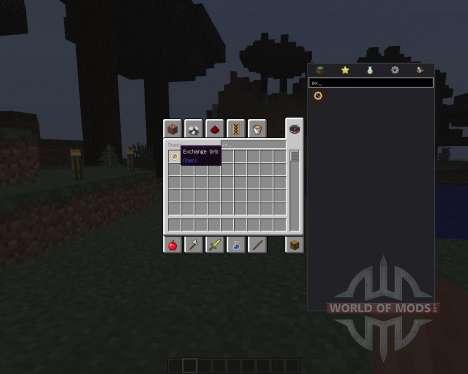 Exchange Orb [1.8] для Minecraft