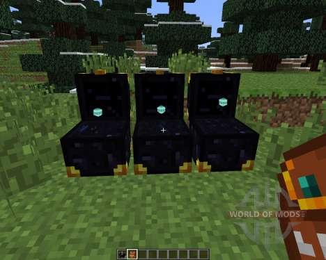 Ender Storage [1.6.4] для Minecraft