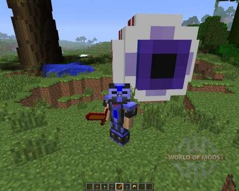 TerraMine [1.6.4] для Minecraft
