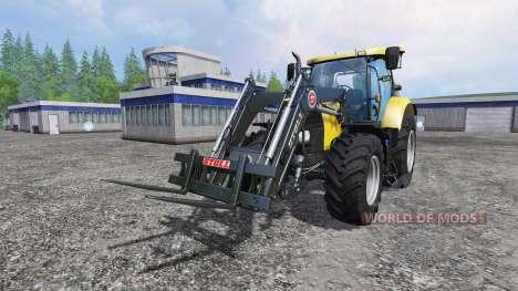 Case IH Puma CVX 160 Frontloader v2.0 для Farming Simulator 2015