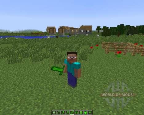 Slime more [1.7.10] для Minecraft