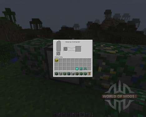 Oreganic [1.7.2] для Minecraft