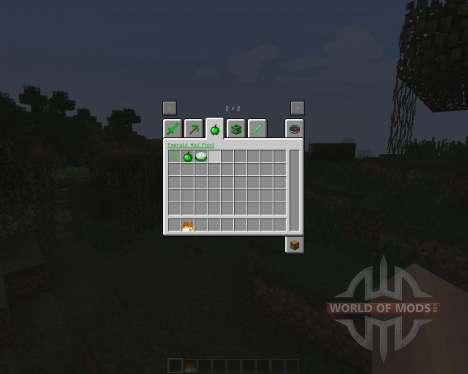 Emerald [1.7.2] для Minecraft