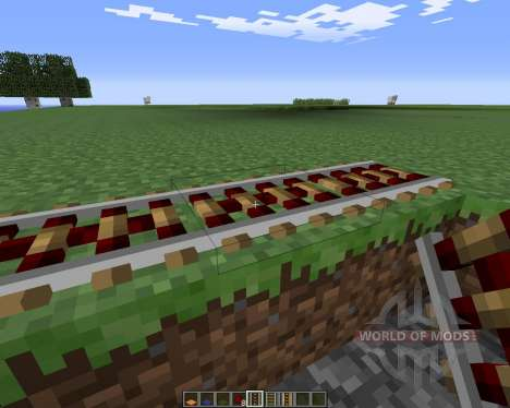 Blocks 3D для Minecraft