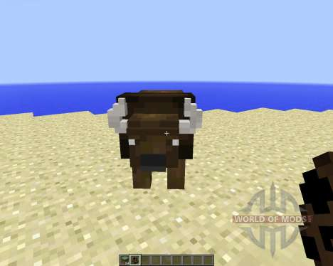 Bison [1.8] для Minecraft