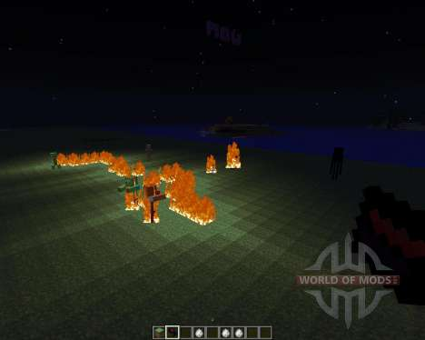 FireGun [1.5.2] для Minecraft