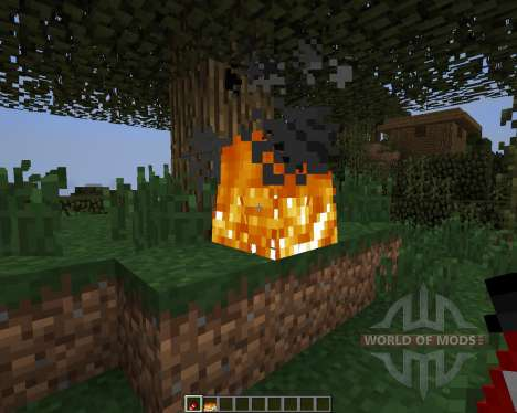 Fire Extinguisher [1.7.2] для Minecraft