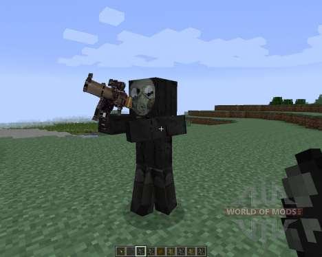 Enemy Soldiers [1.7.2] для Minecraft