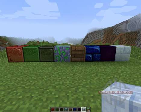 Chisel [1.7.2] для Minecraft
