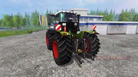 CLAAS Xerion 3800 Trac VC v2.0 для Farming Simulator 2015