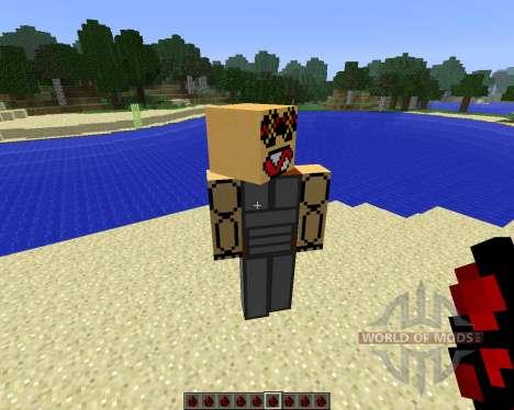 Adaline RPG [1.6.4] для Minecraft