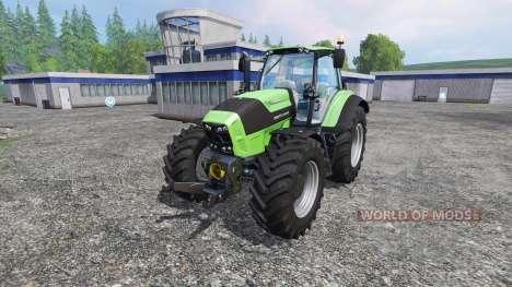 Deutz-Fahr Agrotron 7250 TTV v2.0 для Farming Simulator 2015