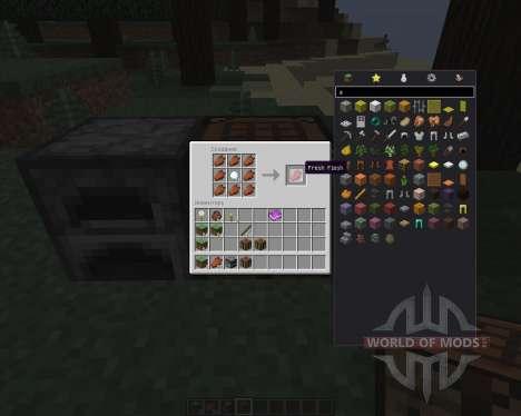 Zombie Steaks [1.8] для Minecraft