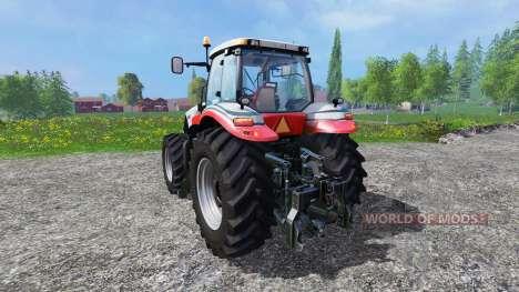 Case IH Magnum CVX 340 Silver Edition v1.0.2 для Farming Simulator 2015