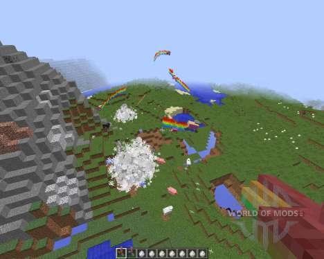 Trail Mix [1.8] для Minecraft