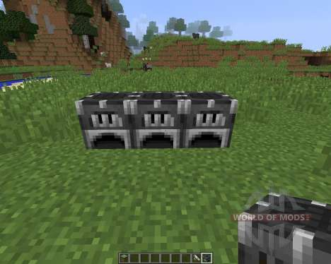 SpectralGuns [1.8] для Minecraft