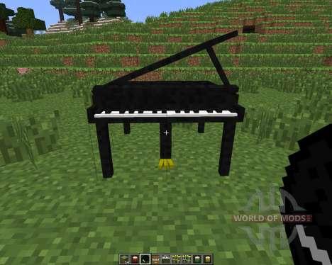 MusicCraft [1.6.4] для Minecraft