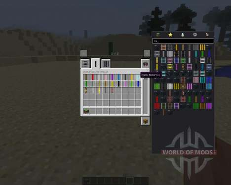 Expanded Rails [1.8] для Minecraft