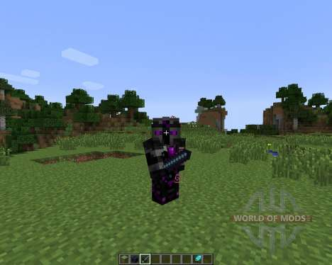 The Amazing [1.7.2] для Minecraft
