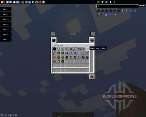 Invasion[1.6.4] для Minecraft