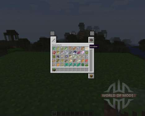 Aquaculture [1.7.2] для Minecraft