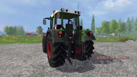 Fendt 414 Vario TMS v2.0 для Farming Simulator 2015
