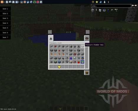 PneumaticCraft [1.6.4] для Minecraft
