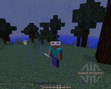 Void Glasses [1.8] для Minecraft
