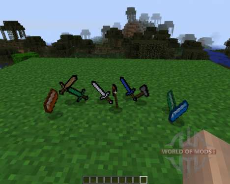 Miners Heaven [1.7.2] для Minecraft