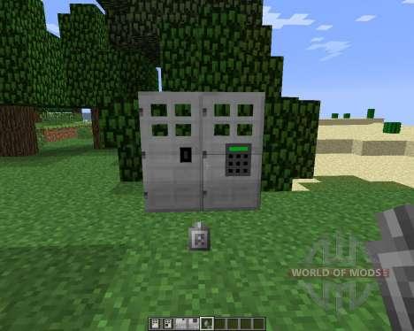 Key and Code Lock [1.6.4] для Minecraft