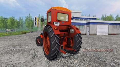 ЛТЗ-40 v0.1 для Farming Simulator 2015