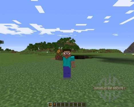 Chest Transporter для Minecraft