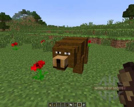 The Camping [1.7.10] для Minecraft