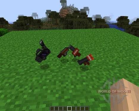 Block Launcher [1.7.2] для Minecraft