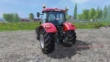 Case IH Puma CVX 160 v2.0 для Farming Simulator 2015