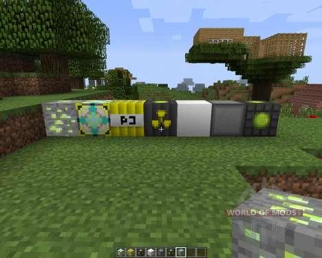 Nuclear Craft [1.7.2] для Minecraft