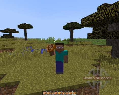 Larrys Potatoes [1.8] для Minecraft