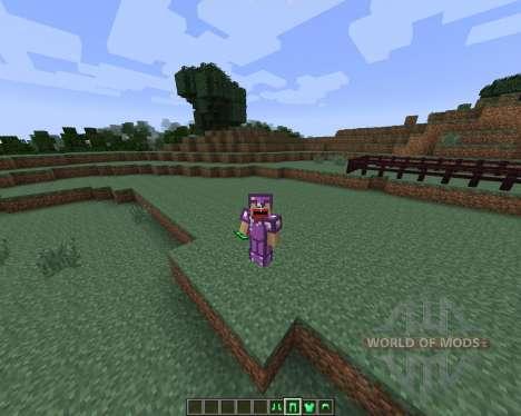 So Much Armor [1.7.2] для Minecraft