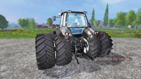Deutz-Fahr Agrotron 7250 wdtrw v1.3 blackedition для Farming Simulator 2015