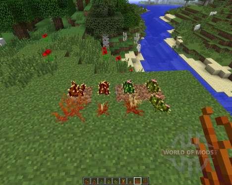 Pams Desert Craft [1.7.2] для Minecraft