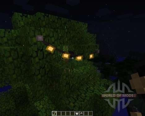 Fairy Lights [1.7.2] для Minecraft