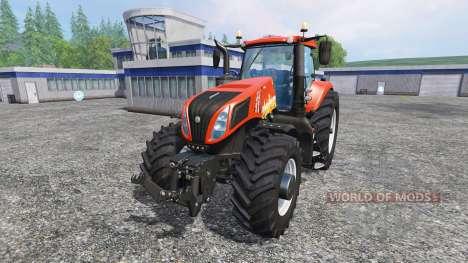 New Holland T8.320 FireFly для Farming Simulator 2015