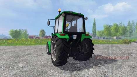 Беларус 820.3 v2.0 для Farming Simulator 2015