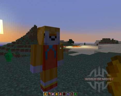 Sonic The Hedgehog [1.6.4] для Minecraft