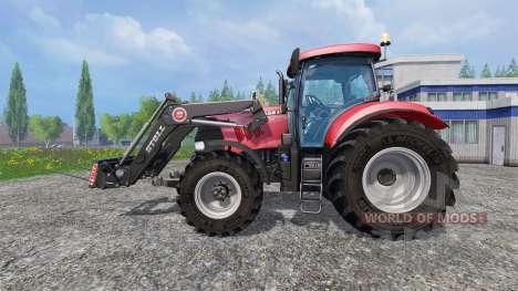 Case IH Puma CVX 160 FL v2.0 для Farming Simulator 2015