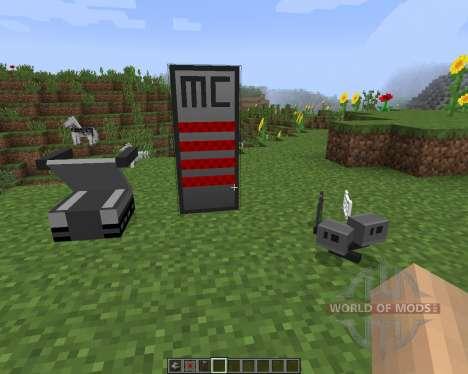 Base Defense [1.7.2] для Minecraft