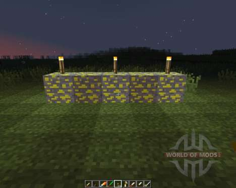 Weapon Arsenal для Minecraft