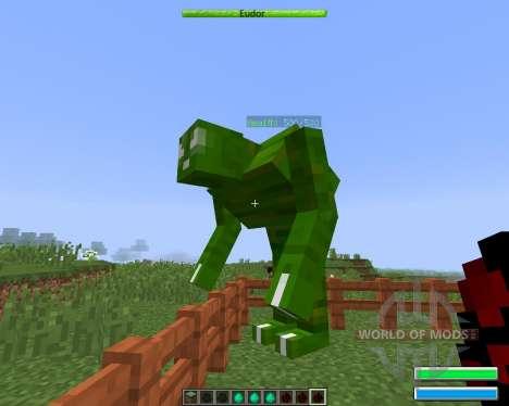 Essence Of The Gods [1.8] для Minecraft