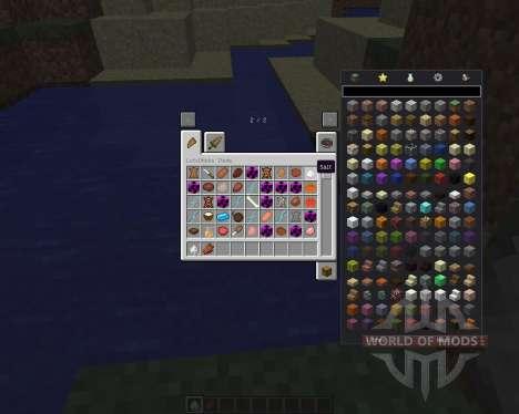 LotsOMobs [1.8] для Minecraft