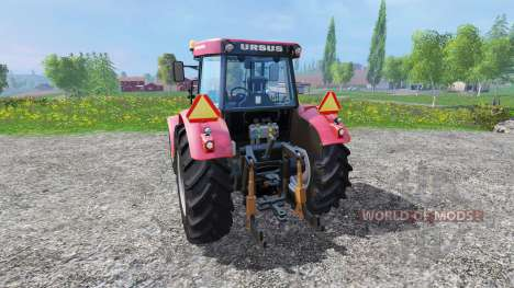Ursus 15014 FL TUR для Farming Simulator 2015